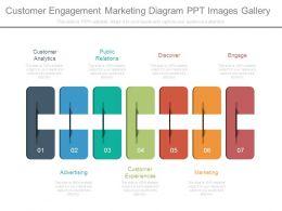 customer_engagement_marketing_diagram_ppt_images_gallery_Slide01