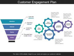 Customer Engagement Plan