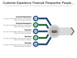 Customer Experience Financial Perspective People Expertise Materials Management
