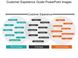 Customer Experience Guide Powerpoint Images