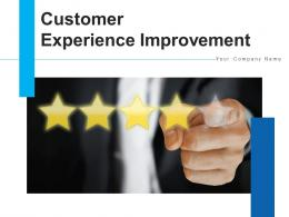 Customer Experience Improvement Current Performance Integrate Strategy Implement Pilot