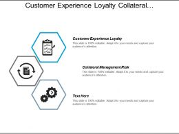 Customer Experience Loyalty Collateral Management Risk Crisis Management Cpb