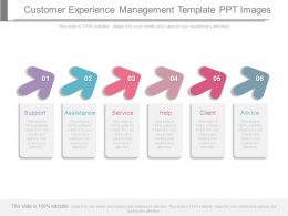 Customer Experience Management Template Ppt Images