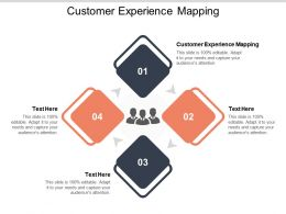 Customer Experience Mapping Ppt Powerpoint Presentation Infographic Template Pictures Cpb
