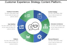Customer Experience Strategy Content Platform Accessibility