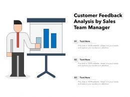 Customer Feedback Analysis By Sales Team Manager