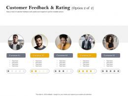 Customer Feedback And Rating S102 Customer Retention And Engagement Planning Ppt Summary