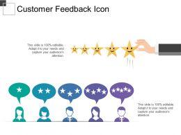 Customer Feedback Icon