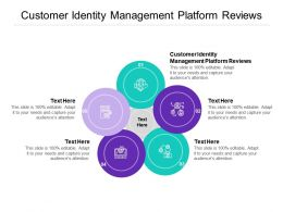 Customer Identity Management Platform Reviews Ppt Powerpoint Presentation Tips Cpb