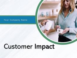 Customer Impact Business Operations Experience Assessment Framework Resolution