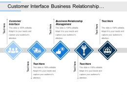 Customer Interface Business Relationship Management End User Support