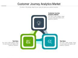 Customer Journey Analytics Market Ppt Powerpoint Graphics Tutorials Cpb