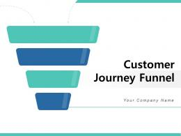 Customer Journey Funnel Product Awareness Engagement Marketing Process