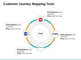 Customer Journey Mapping Tools Ppt Powerpoint Presentation Styles Layouts