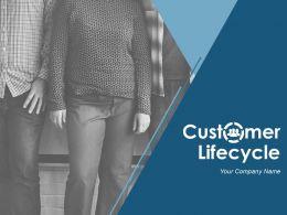 Customer Lifecycle Powerpoint Presentation Slides
