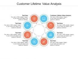 Customer Lifetime Value Analysis Ppt Powerpoint Presentation Outline Layout Cpb