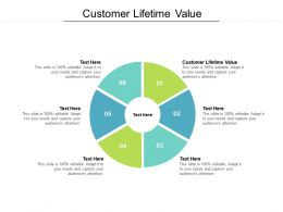 Customer Lifetime Value Ppt Powerpoint Presentation Icon Ideas Cpb