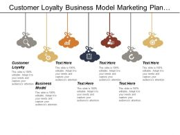 Customer Loyalty Business Model Marketing Plan Collaboration Tools