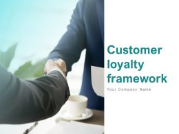Customer Loyalty Framework Powerpoint Presentation Slides