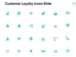Customer Loyalty Icons Slide Opportunity D150 Ppt Powerpoint Presentation Gallery Show