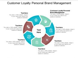 Customer Loyalty Personal Brand Management Ppt Powerpoint Presentation Summary Slide Download Cpb