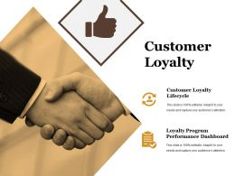 Customer Loyalty Powerpoint Slide Ideas