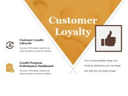 Customer Loyalty Powerpoint Slide Inspiration