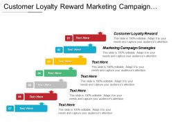 Customer Loyalty Reward Marketing Campaign Strategies Business Intelligence