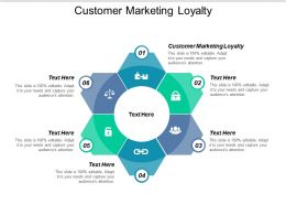 Customer Marketing Loyalty Ppt Powerpoint Presentation Icon Graphics Cpb