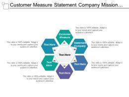 Customer Measure Statement Company Mission Vision Search Engine Optimisation