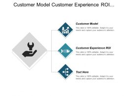 Customer Model Customer Experience Roi Customer Experience Statement Cpb