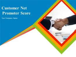 Customer Net Promoter Score Powerpoint Presentation Slides