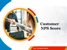 Customer Nps Score Powerpoint Presentation Slides