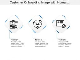 Customer Onboarding Image With Human Thumbsup And Mail Image