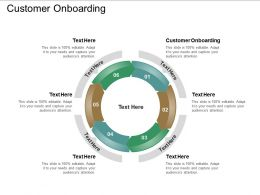 Customer Onboarding Ppt Powerpoint Presentation Gallery Microsoft Cpb