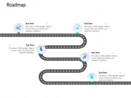 Customer Onboarding Process Roadmap Ppt Themes