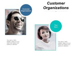 Customer Organizations Ppt Powerpoint Presentation Gallery Templates Cpb