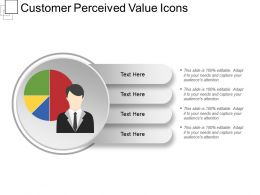Customer Perceived Value Icons 4