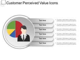 Customer Perceived Value Icons 6