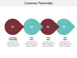 Customer Personality Ppt Powerpoint Presentation Styles Deck Cpb