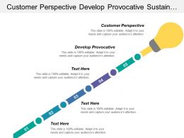 Customer Perspective Develop Provocative Sustain Employee Satisfaction