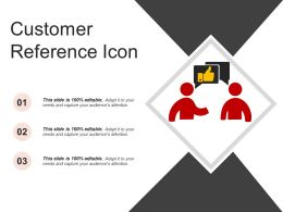 Customer Reference Icon