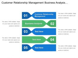 Customer Relationship Management Business Analysis Case Studies