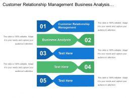 Customer Relationship Management Business Analysis Case Studies