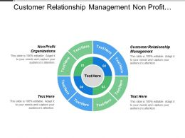 Customer Relationship Management Non Profit Organizations Brand Building Process