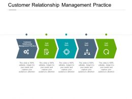 Customer Relationship Management Practice Ppt Powerpoint Presentation Tips Cpb