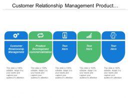 Customer Relationship Management Product Development Commercialization Retune Rework Replays