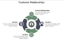 Customer Relationships Ppt Powerpoint Presentation Icon Slide Download Cpb