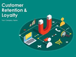 Customer Retention And Loyalty Powerpoint Presentation Slides