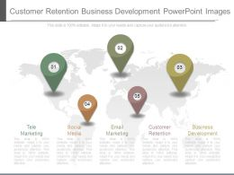 Customer Retention Business Development Powerpoint Images